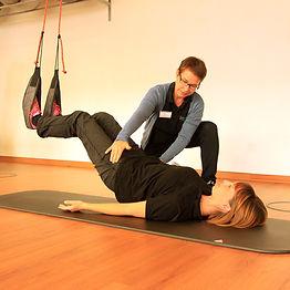 OrthoPhysio Sling Training