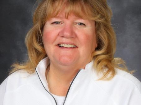 Jodie Mills -- 2021 District Leadership Award