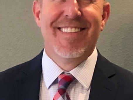 Rob Sauer -- ISSA 2021 Superintendent of the Year