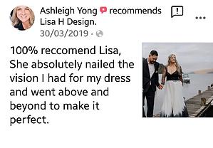 Ashleigh Testimonial