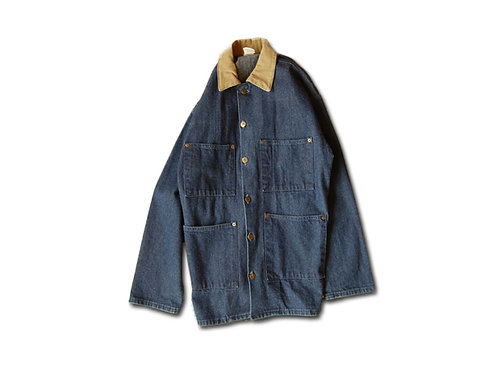 Stan Ray/Denim coverall MADE IN USA