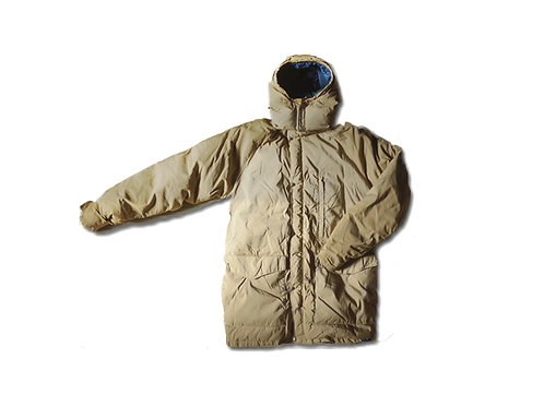 70's VINTAGE NORTH FACE/Serow/Beige/Hood/茶タグ/フード付き