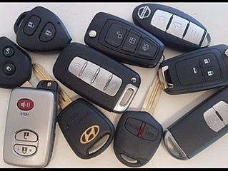 Car Keys Darwin
