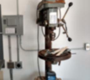 50 AMP Indoor Garage Subpanel W Outlets_