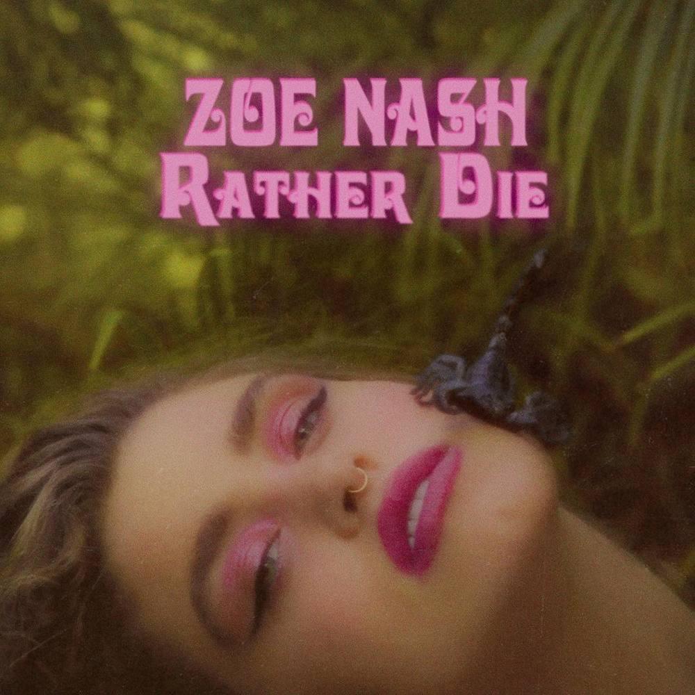 Steve Rusch Zoe Nash