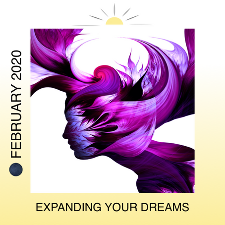 🌑 NEW MOON FEBRUARY 23RD IN PISCES: EXPANDING YOUR DREAMS