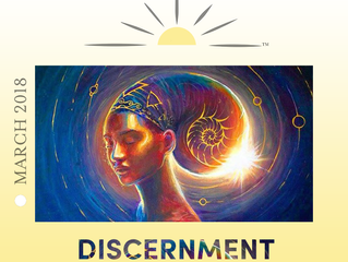 🌕 FULL MOON - DISCERNMENT, DECLUTTER & THE DIVINE