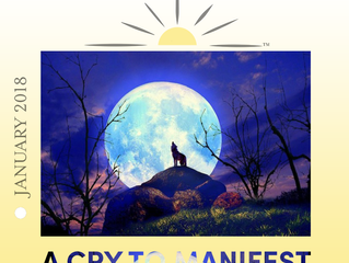 🌕 FULL MOON - A Cry To Manifest