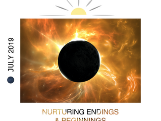 🌑 New Moon Total Solar Eclipse July 2nd in Cancer: Nurturing Endings and Beginnings