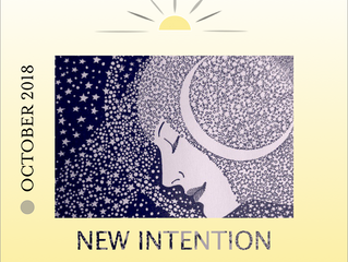 🌑 NEW MOON IN LIBRA: NEW INTENTION