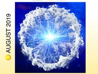 🌕 FULL MOON IN AQUARIUS AUGUST 15TH: RADIANT DIVINE SPARK
