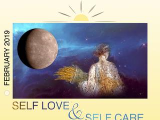 🌕SUPER FULL MOON FEBRUARY 19TH IN VIRGO: SELF LOVE AND SELF CARE