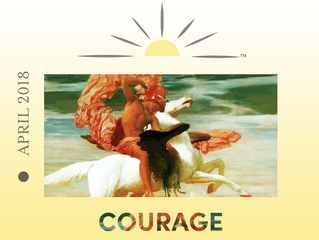 🌑 NEW MOON IN ARIES: BE COURAGEOUS