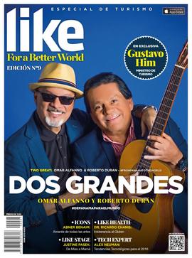 Omar Alfanno y el Cholo Duran. Dentro del Top 2 en Ventas.