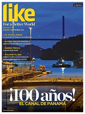 100 Años del Canal de Panamá.