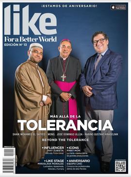 """Especial: """"Mas allá de la Tolerancia"""". Dentro del Top 3 de ventas de la Revista."""