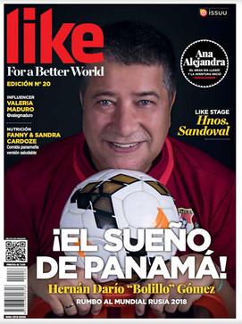 Panamá Va al Mundial de Fútbol. Cobertura especial