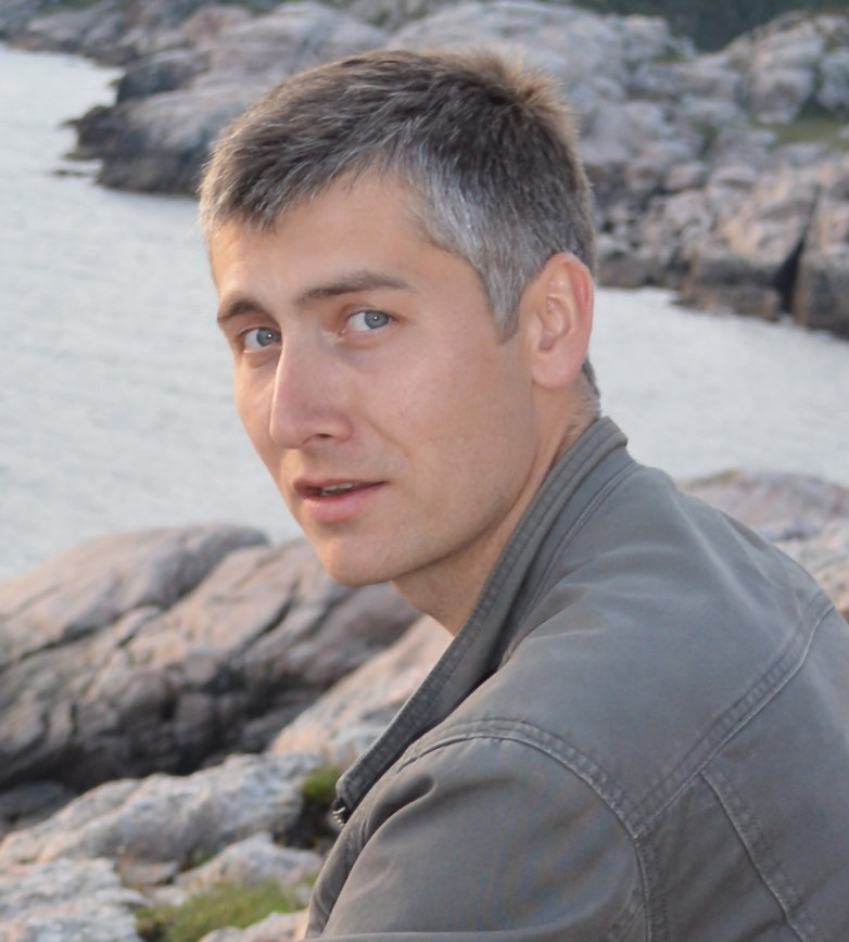 Author photo of Bruno Hare - large