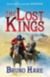 The Lost Kings by Bruno Hare