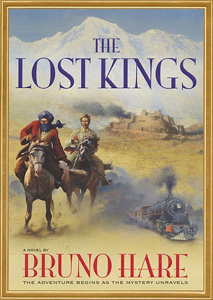 The Lost Kings The Wreck by Bruno Hare Author of The Wreck