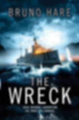 The Wreck by Bruno Hare
