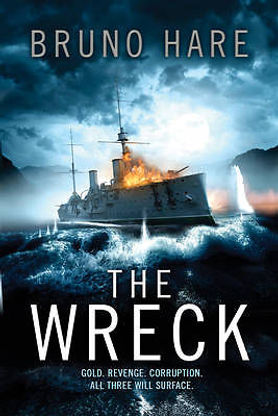 The Wreck by Bruno Hare Author of The Lost Kings