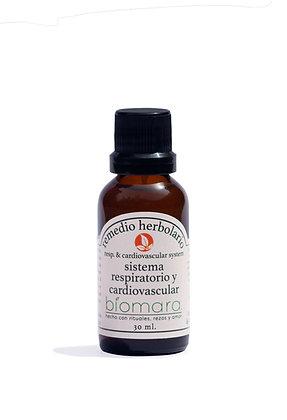 Remedio Herbolario Sistema Respiratorio y Cardiovascular