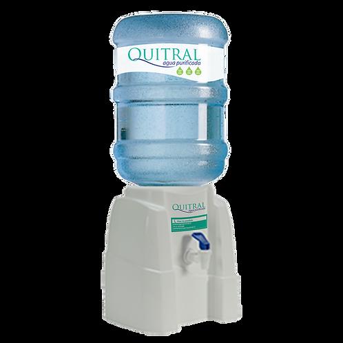 Soporte Básico + 1 Botellón Agua Purificada