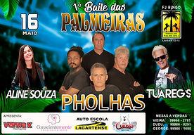 Lagarto (SE) 1o. Baile das Palmeiras 16-