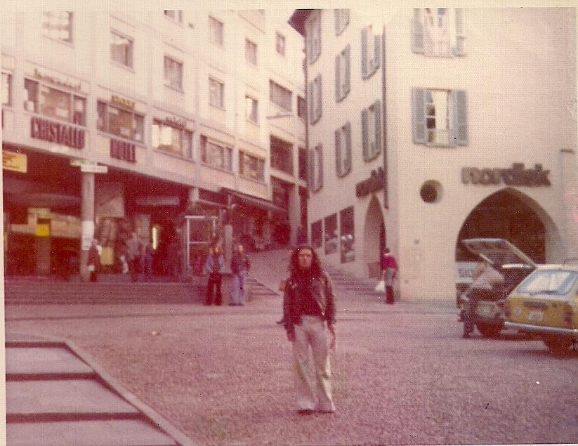 Lugano (Suiça) - 1975