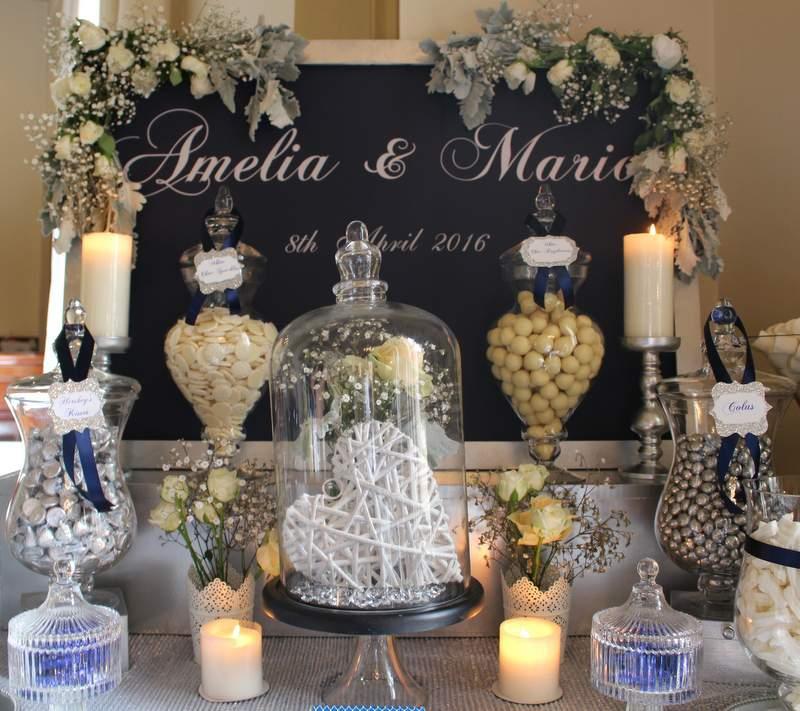 Amelia & Mario's Wedding