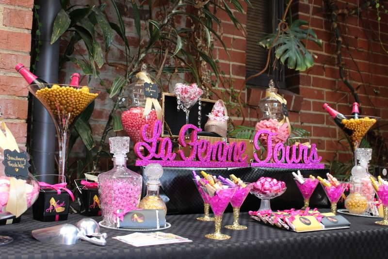LaFemme Tours Event