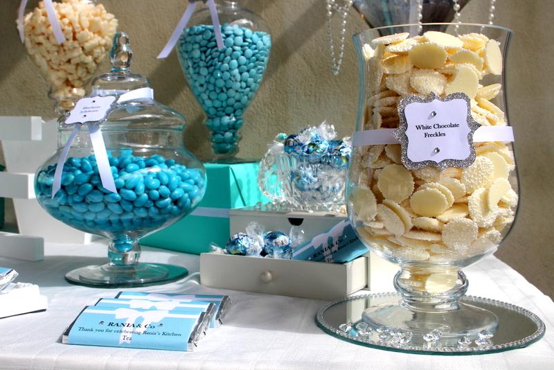 Tiffany & Co Bridal Shower