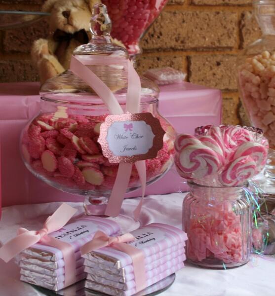 Pretty Pink 1st Birthday
