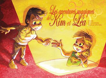 Les Aventures Magiques de Kim et Léa