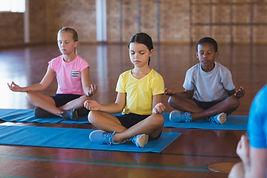 enfants yoga