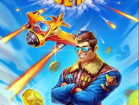 Fly Jet เกมยิงเครื่องบินตะลุยด่าน