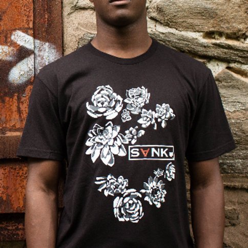 Floral Fitted Tee