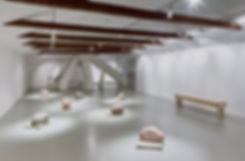 Installation view, Relation Shift, Rauma Triennale 2019, Rauma Art Museum