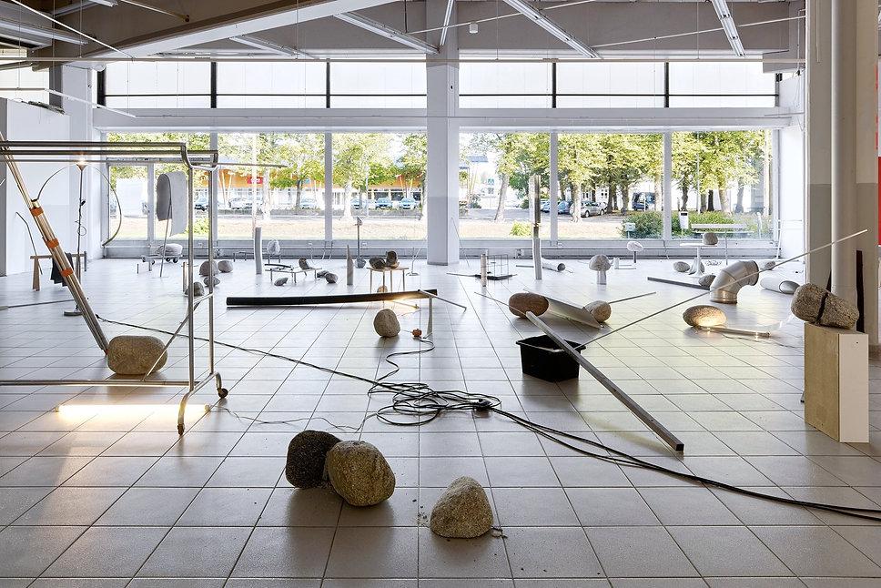 Sari Palosaari Rauma Triennale 2019 Tarvantori