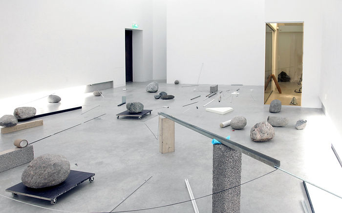 Installation view in gallery Hippolyte