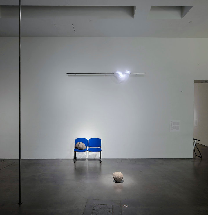 Time is out of joint installation view in Kiasma Museum of Cintemporary Art