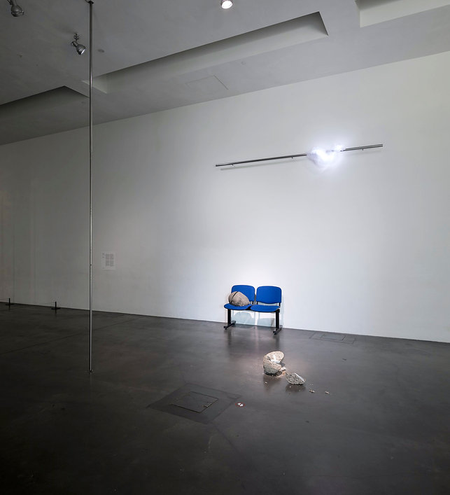 Time is out of joint I, By your side; Atmospheric, Kiasma Museum of Contemporary Art, Coexistence
