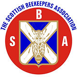 Scottish Beekeepers Asociation SBA logo