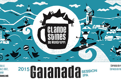 Gaianada 2015 33cl