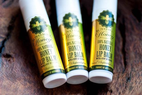 Knobel Honey TINTED Lip Balm - in a tube