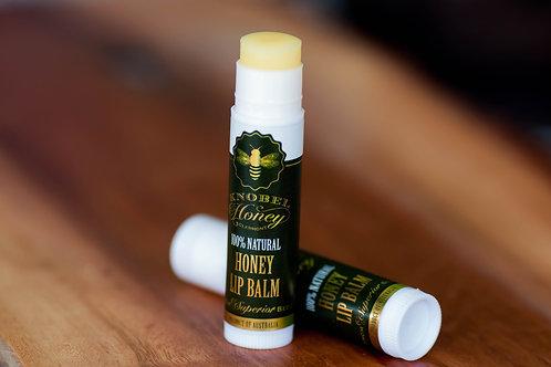 Knobel Honey Lip Balm - in a tube
