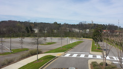 Crossroad striping | Sealcoat and Striping | Church of the Highlands, Riverchase | Alabama