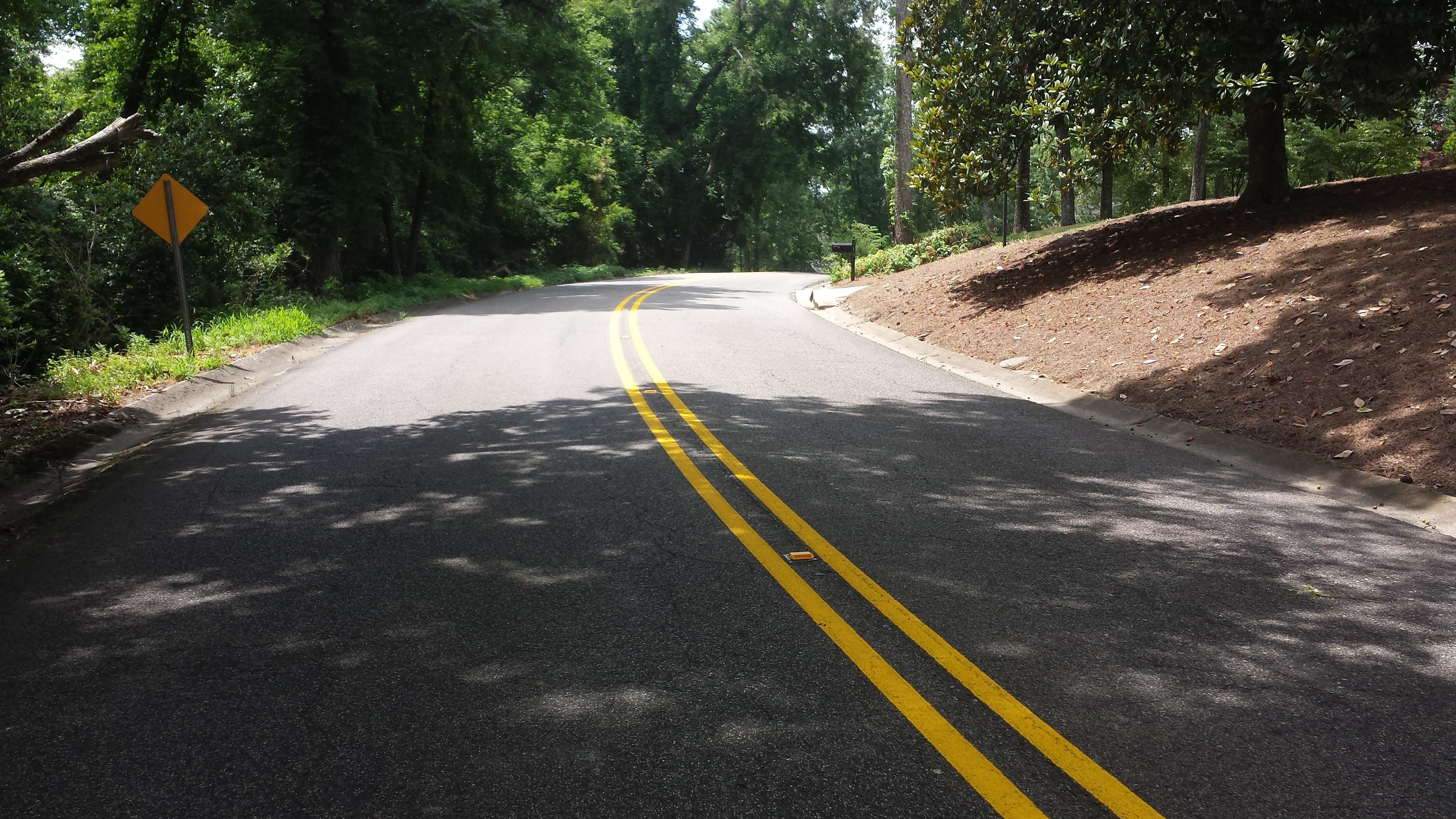 Crossroad Striping, Vestavia, Road Striping (2)