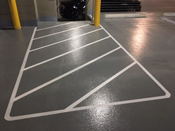 Crossroad Striping, RSA, Executive Deck B